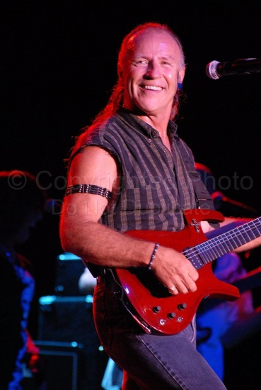 MARK FARNER - Grand Funk Railroad ·