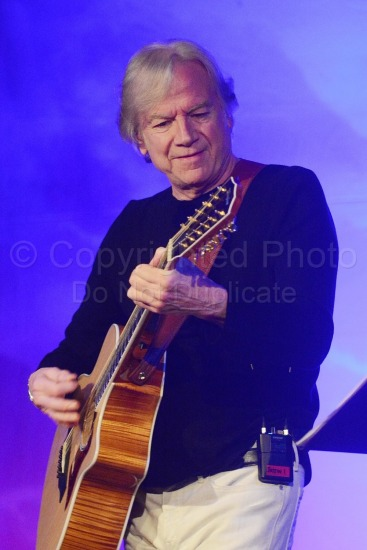 JOHN LODGE & JUSTIN HAYWOOD MOODY BLUES